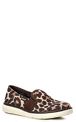 Ariat Ryder Women's Leopard Print Casual Shoes