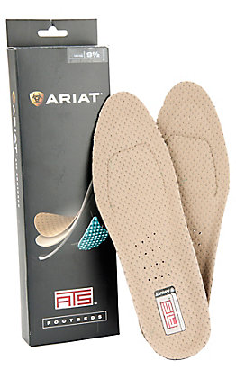 Ariat Men's ATS Round Toe Footbeds