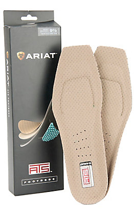 Ariat Men's ATS Wide Square Toe Footbeds