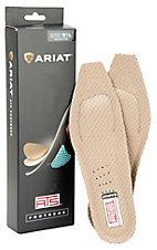 Ariat Ladies ATS Square Toe Footbeds