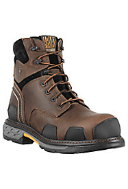 Men's Toe Guard Work Boots
