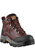 Ariat Workhog Men's Oiled Brown Trek 5 H20 Waterproof Lace-Up Boot