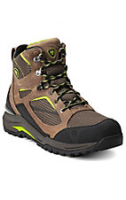Ariat Transverse Men's Grey Mid H20 Waterproof Hiking Boots