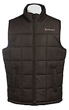Ariat Men's Crius Coffee Bean Vest