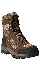 Ariat Centerfire Men's 8in Kryptek Highlander Camo H20 Insulated Lace-Up Waterproof Boots