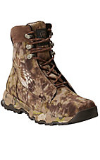 Ariat Fps Men's 7in Kryptek Highlander Camo H20 Lace-Up Waterproof Boots