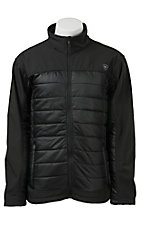 Ariat Men's Black Blast Polyfill & Softshell Jacket