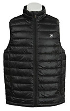 Ariat Men's Black Ideal Down Vest