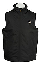 Ariat Men's Black Team Vest