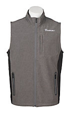 Ariat Men's Charcoal Vernon Bonded Sleeveless Vest