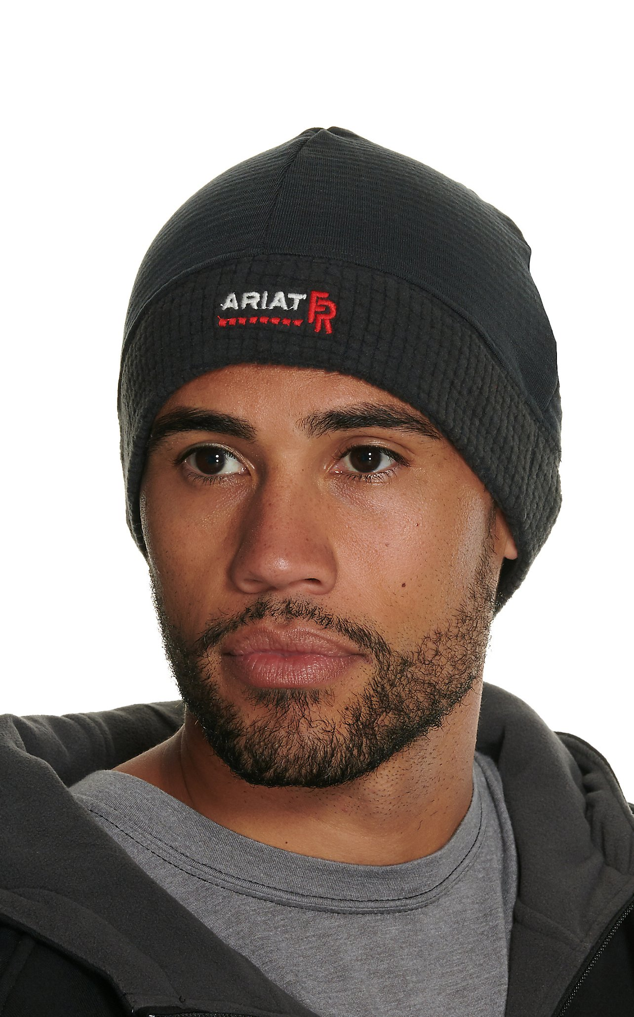 ... Logo and White Mesh Snap Back Cap.  32.00  27.20 · Ariat Work Fire  Resistant Polartec Black Beanie 9ab01c10cf40