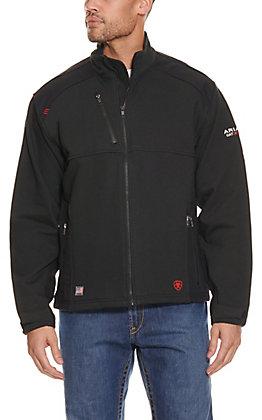 Ariat Men's Work Fire Resistant Black Work Jacket