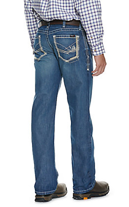 Ariat Work FR Men's M4 Low Rise Boot Cut Flame Resistant Jean