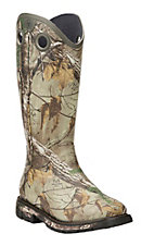 Ariat Realtree Rubber Buck Square Toe Rubber Buck Boots