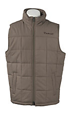 Ariat Men's Morel with Plush Liner Crius Vest