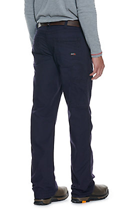 Ariat Men's M4 Navy Low Rise Workhorse Boot Cut FR Pant