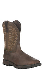 Ariat Men's Groundbreaker Metguard Steel Toe Work Boot
