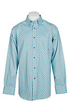 Ariat FR Men's Shreve Print Work Shirt