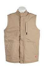 Ariat FR Khaki Workhorse Vest