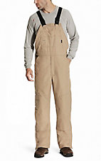 Ariat FR Khaki Insulated Bib Overall