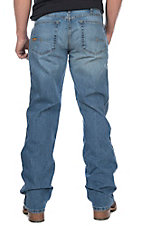 Ariat Rebar M4 Men's Low Rise Boot Cut Stretch Work Jeans