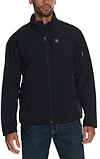 Ariat Men's Vernon 2.0 Black Softshell Jacket - Big & Tall