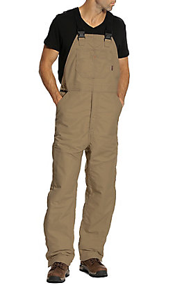 Ariat Men's Khaki FR Insulated Overall 2.0 Bib