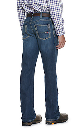 Ariat Work Flame Resistant Men's M4 Inherent Boundary Boot Cut Jean