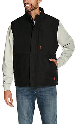 Ariat FR Black Workhorse Vest