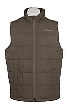 Ariat Men's Walnut Cruis Vest