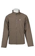 Ariat Men's Cavender's Exclusive Zero G Morel Bonded Softshell Jacket
