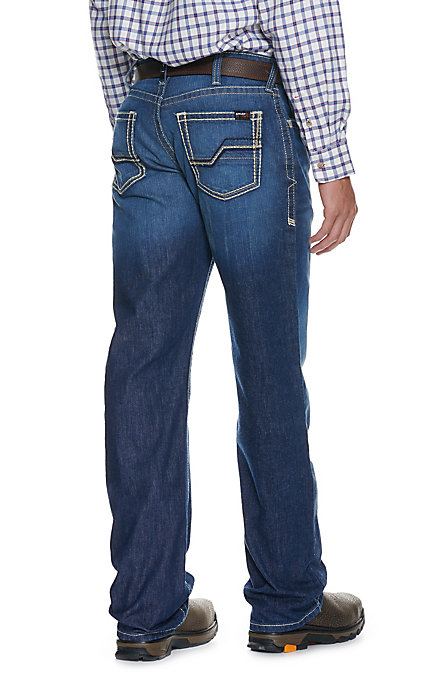 Ariat Work M5 Men's Truckee DuraStretch Slim Straight Leg FR Men's Jeans