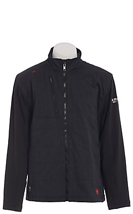 Ariat Men's Black FR 15OZ CAT2 Insulated Work Jacket