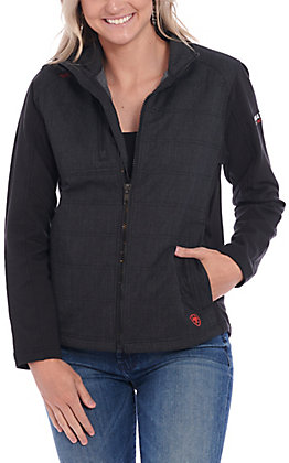 Ariat FR Women's Cloud 9 Black Work Jacket