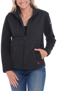 M // L Brand New With Tags Ariat Womens Cloud 9 Jacket BLACK