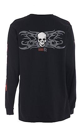 Ariat FR Men's Black Long Sleeve FR Work T-Shirt