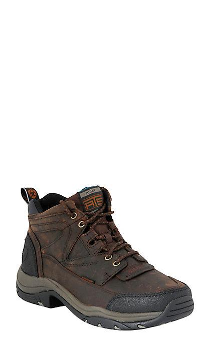 4d18b5ce86b Ariat Men's Copper Terrain H2O Hiker Boots