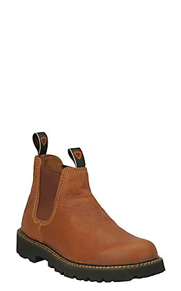 Ariat Men's Peanut Spot Hog Round Toe Casual Boots