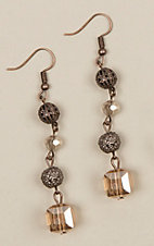 Ashlyn Rose Lilahs Matching Bead Earrings