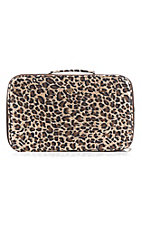 PurseN Classic Leopard Amour Jewelry Case