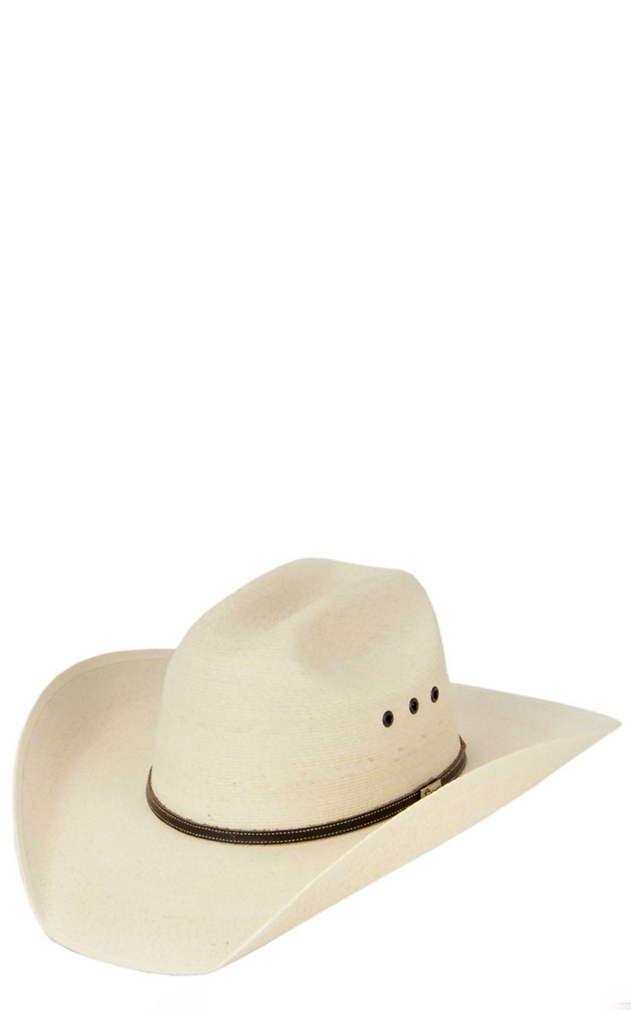 Atwood Hat  Atwood 7X Hereford Palm Leaf Low Crown Cowboy Hat 193dd0559dca