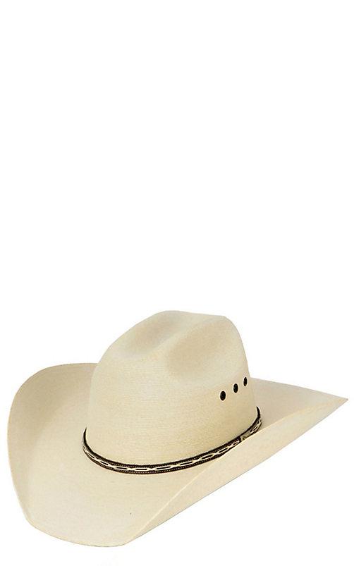 e50e40b79 Atwood 15X Hereford Palm Leaf Cowboy Hat