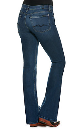 7 For All Mankind Women's Original Bootcut Jeans