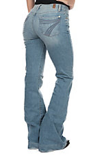 7 For All Mankind Women's Desert Heights Dojo Original Trouser Jeans