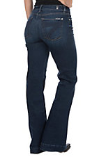 7 For All Mankind Women's Moreno Dojo Original Trouser Jeans