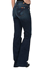 7 For All Mankind Women's Santiago Canyon Dojo Trouser Jeans