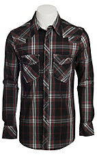 Rock & Roll Cowboy Men's L/S Western Snap Shirt B2S2118