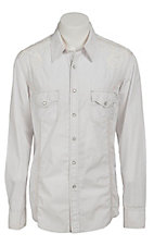 Rock & Roll Cowboy Men's L/S Western Snap Shirt B2S2131