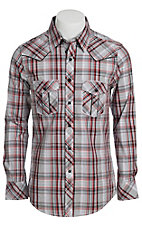 Rock & Roll Cowboy Men's L/S Western Snap Shirt B2S2140