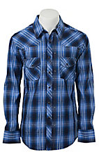 Rock & Roll Cowboy Men's L/S Western Snap Shirt B2S4419